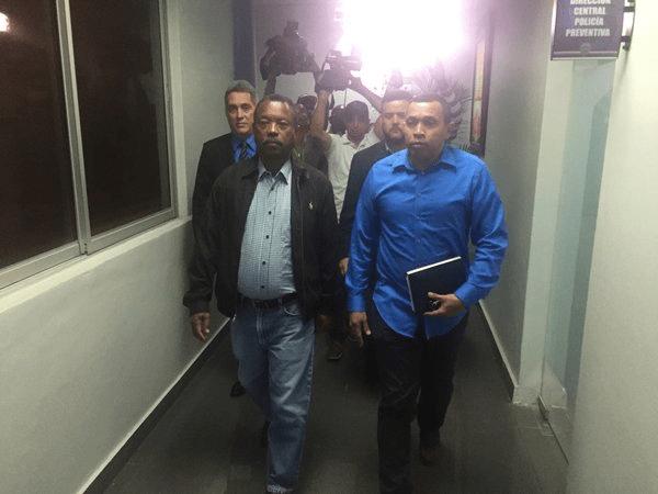 Le cantan un año de prisión preventiva a Blas Peralta