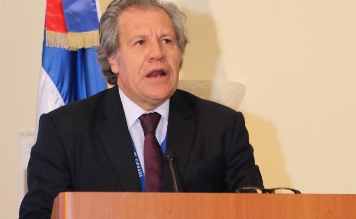 Secretario de OEA visita hoy miércoles a Haití