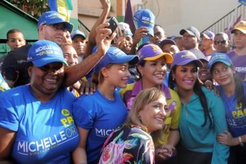 Margarita Cedeño insta a mujeres revolucionar la tecnología