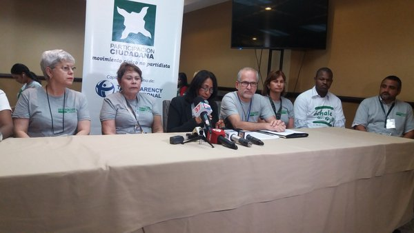 Participación Ciudadana propone extender plazo de votaciones por retrasos