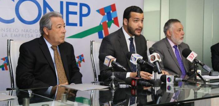 Empresarios respaldan a la Junta