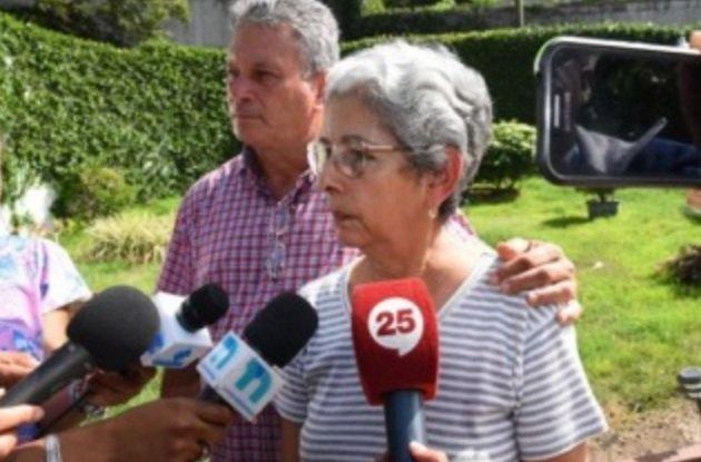 Madre de senador Hans vieluf atracada en su casa