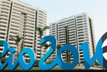 Dolores de cabeza por la villa olímpica en Río de Janeiro, Brasil