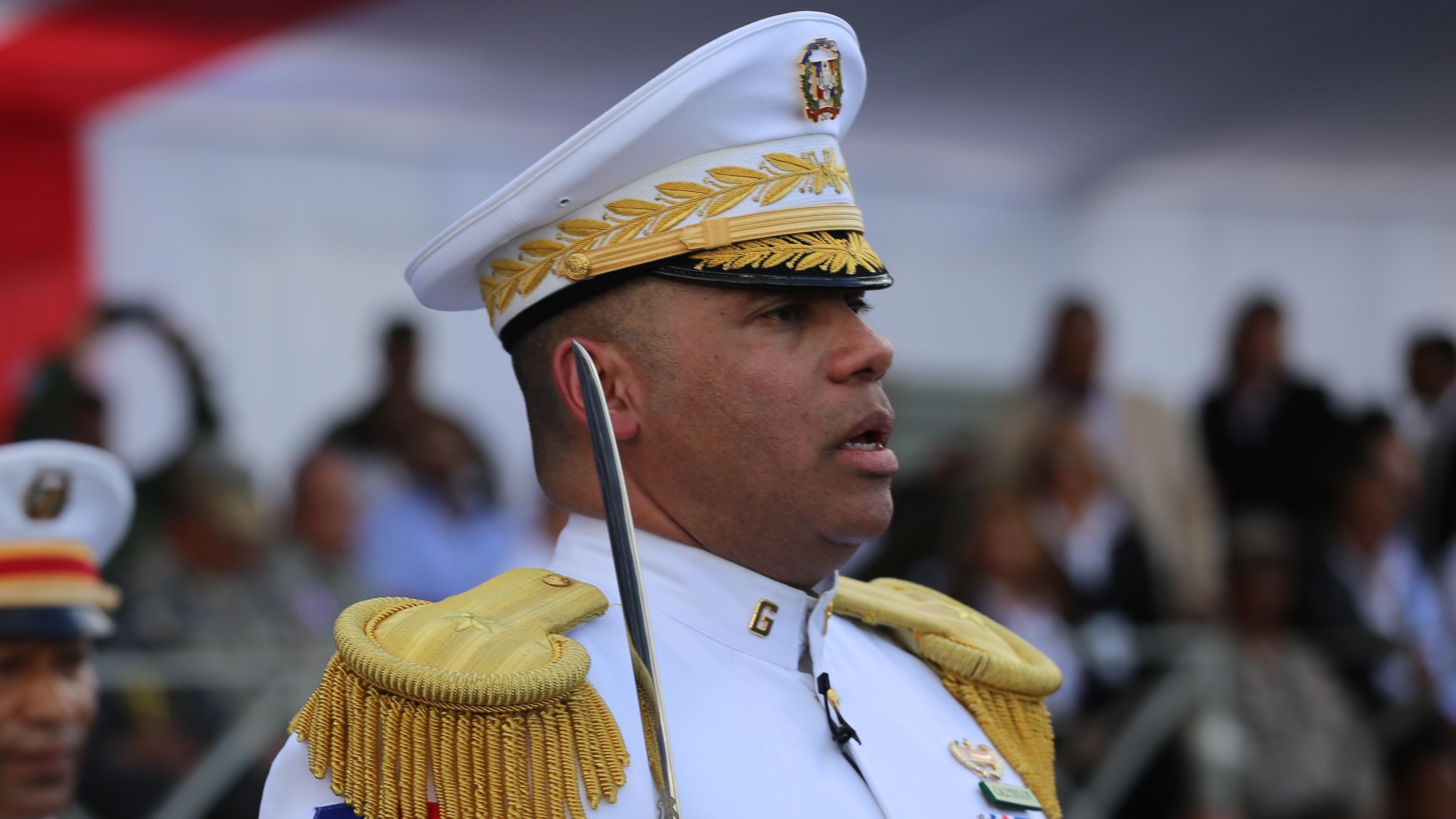 Comandante general del Ejército introduce cambios en unidades mayores