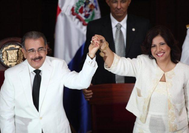 Danilo Medina provoca cambios, sorpresas y bembitas en  tren gubernamental