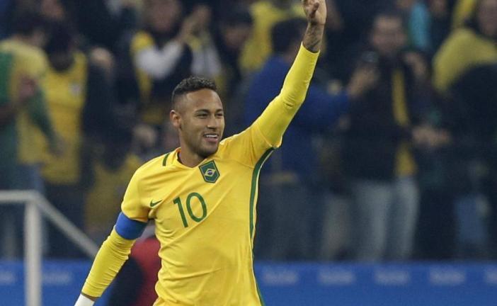 Neymar se lanza como cantante