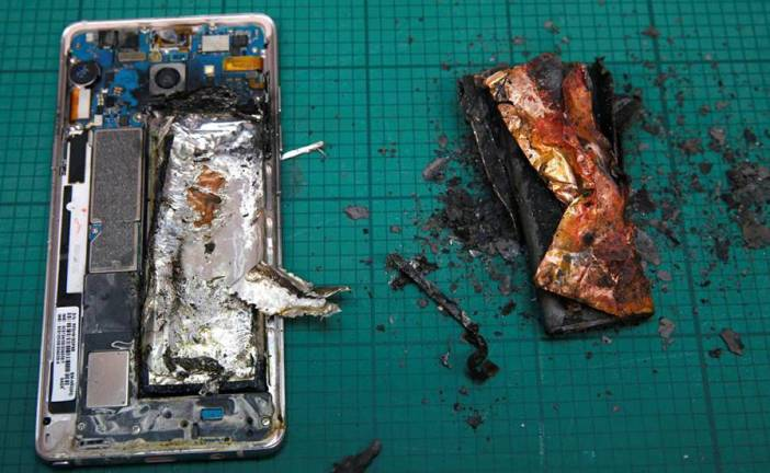 Samsung abandona para siempre la venta y fabricación del Galaxy Note 7