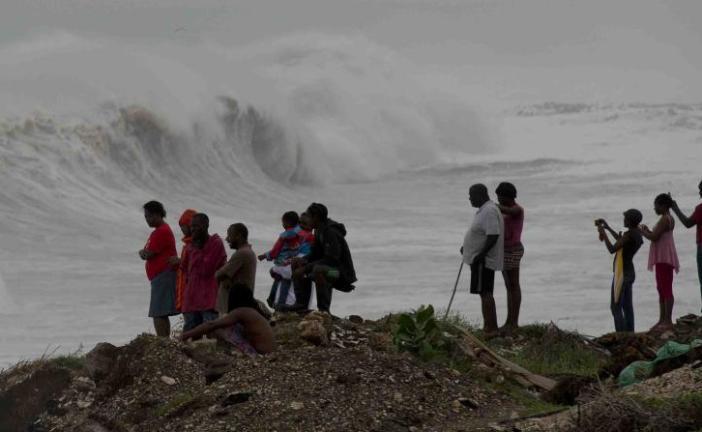 Al menos nueve muertos en el sur de Haití por huracán Matthew