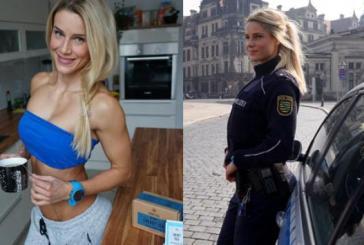 Detengase! Ella es la mujer policía más sexy del mundo