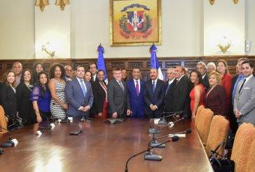 """Adriano Espaillat: """"Danilo Medina siempre ha sido un amigo de la diáspora"""""""