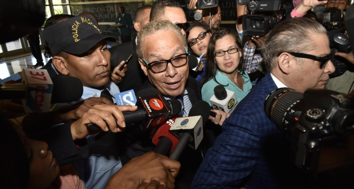 La Procuraduría interrogó durante casi 14 horas al empresario Ángel Rondón