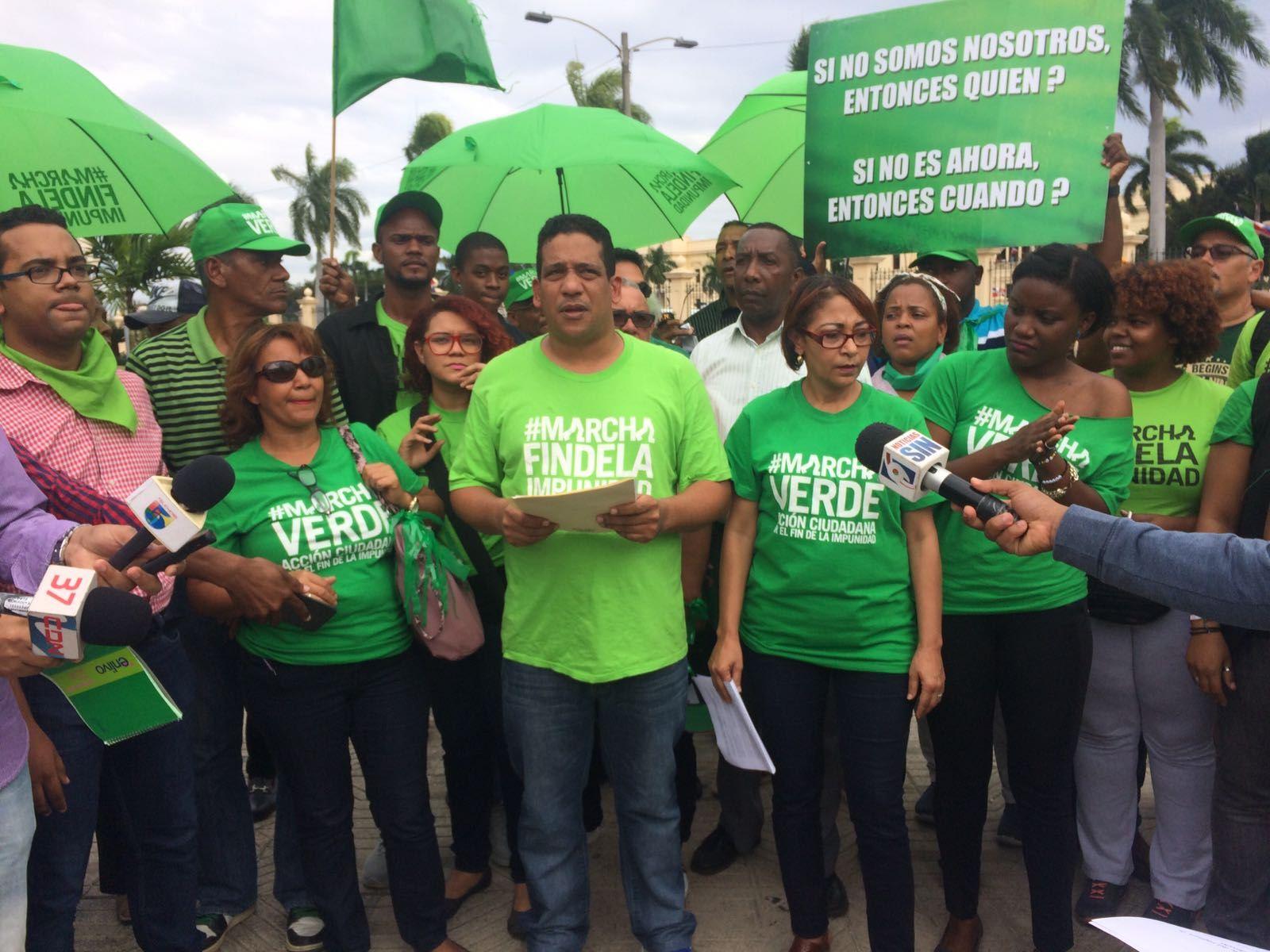 Movimiento afirma Danilo Medina demostró es parte de impunidad y corrupción