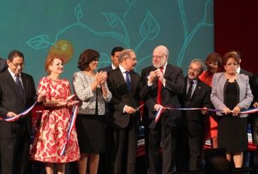 Presidente Medina inaugura la Feria Internacional del Libro Santo Domingo 2017