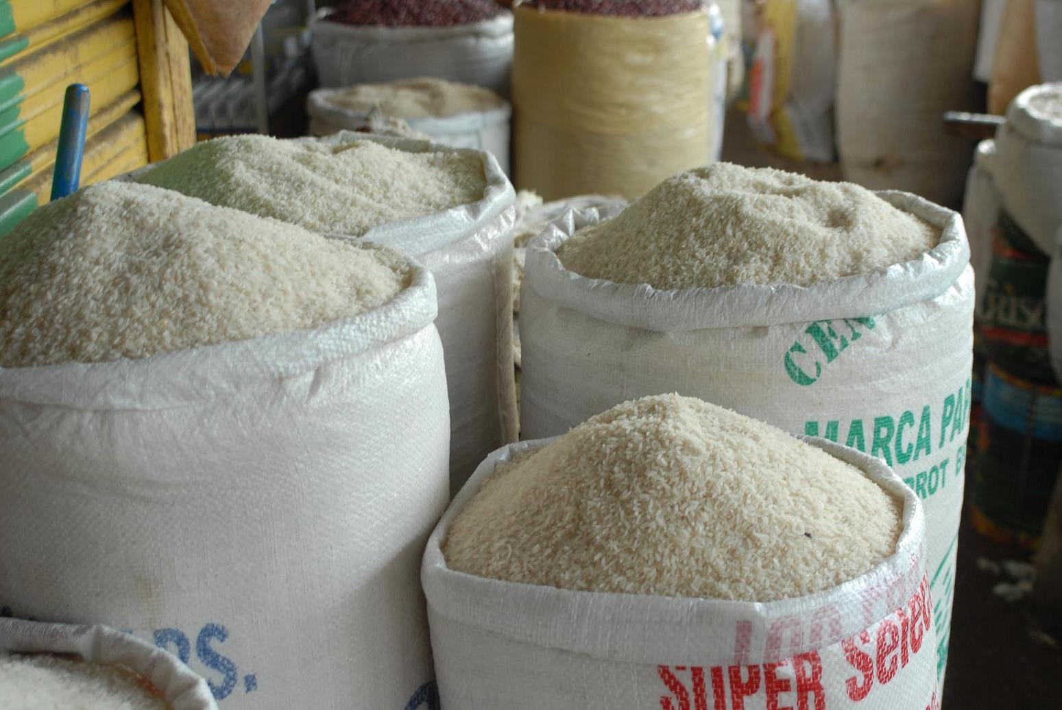 Autoridades descartan presencia de arroz plástico en mercado dominicano