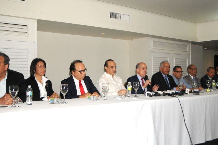 Partidos de oposición piden al CNM elección de nuevos jueces sea pública y televisada