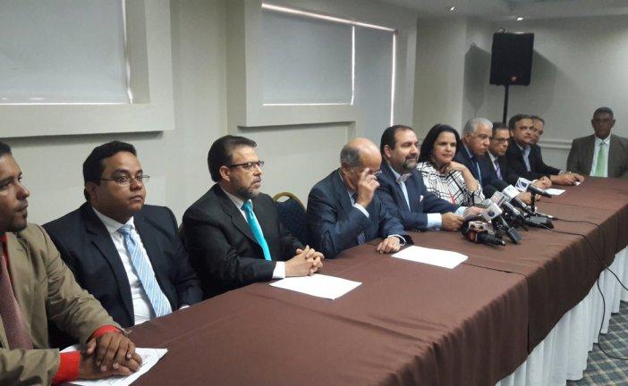 Partidos de Oposición rechazan el reparto partidario y exige jueces imparciales en el TSE