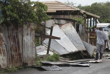 La destrucción en Barbuda por huracán Irma llega al 90%