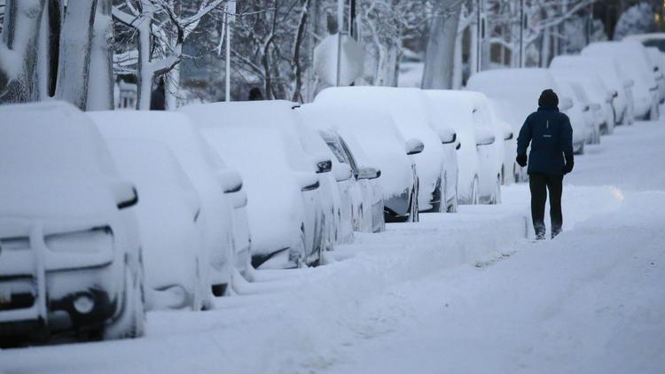 Tras el paso del ciclón bomba, Estados Unidos se prepara para un dramático descenso de la temperatura