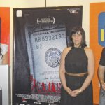 """La productora ejecutiva María Victoria Ramírez, junto a los directores Tana Schémbori y Juan Carlos Maneglia, compartieron su entusiasmo por el éxito de """"7 Cajas""""."""