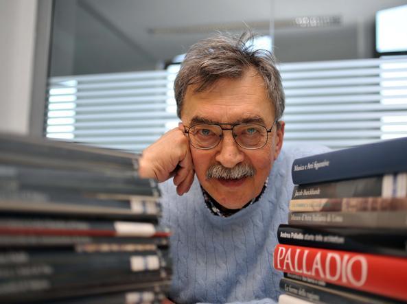 El editor murió a los 74 años.