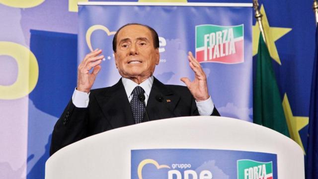 Silvio Berlusconi. (Ansa)