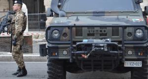 Ejército italiano. (Ahora Roma)