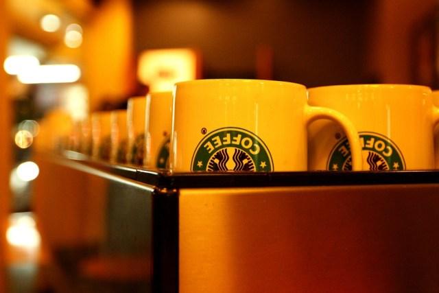 Starbucks. (Pixabay)