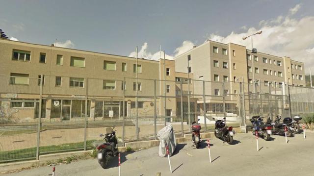 Cárcel de San Remo.