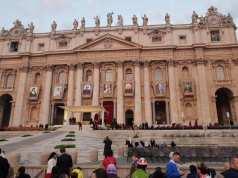 Canonizaciones en Piazza San Pietro. ( Juner Guzman)