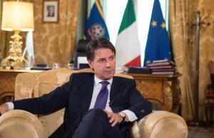 Giuseppe Conte. (Presidencia)