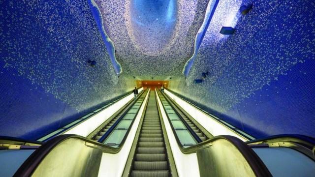 Estación Toledo del Metro 1 (foto: Prensa Napoles)