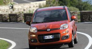 Fiat Panda (Foto: FCA Prensa).