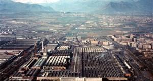 Planta de MIrafiori, Turín (Foto: prensa FCA).