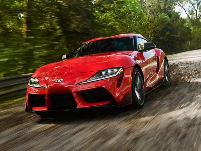 Toyota Supra (Foto: Prensa Toyota).