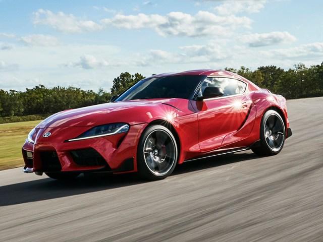 El Supra tendrá tres opciones de motores, por ahora a Italia llega la más potente (Foto: prensa Toyota).