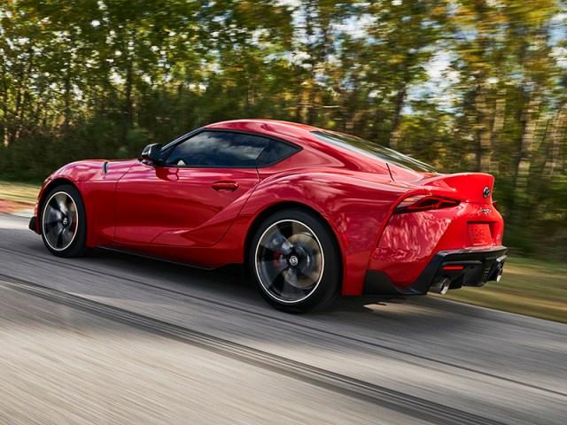 """Esta cupé biplaza puede pasar de 0 a 100 km/h en 4,3"""" (Foto: prensa Toyota)."""