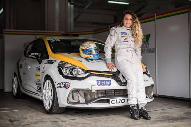 Alessandra Brena, la tercera italiana en la final.