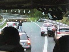 Viaducto en Savona.