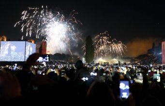 Fiesta de Año Nuevo 2019.