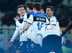 Atalanta aplastó al Torino
