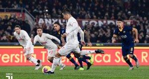 Roma vs. Juventus