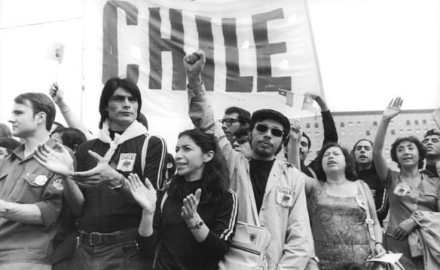 Dictadura chilena.