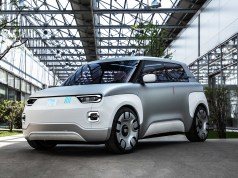 Cómo será el nuevo Fiat Panda