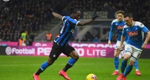 Napoli vence al Inter