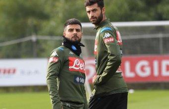 Napoli vuelve a entrenar