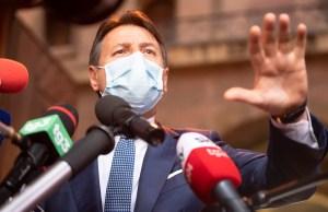 El primer ministro, Giuseppe Conte (foto: Governo)