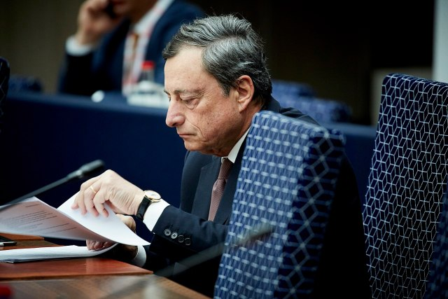 Mario Draghi comenzó las consultas con los partidos políticos (Foto: EU2016 NL from The Netherlands, CC BY 2.0 - Archivo)
