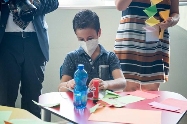 La vuelta a las aulas, prioridad para el Gobierno (Foto: Flickr Ministero dell' Istruzione - Archivo)