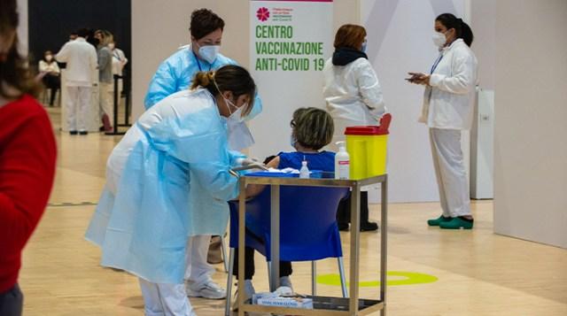 Avanza la vacunación en Italia (Foto: Ministero della Salute - Archivo)