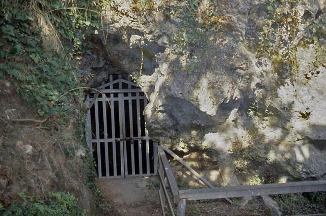 La gruta Guattari, en el Lazio (Foto: Wikicommons)